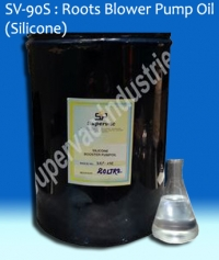 Roots Blower Pump Oil: SV-90S (Silicone)