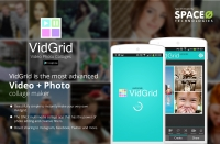 VidGrid Android App - Video/Photo Collage Maker