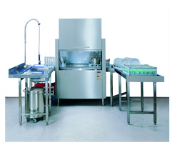 commercial dishwashing machine
