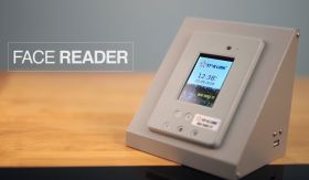 Starlink Bio face reader attendance device