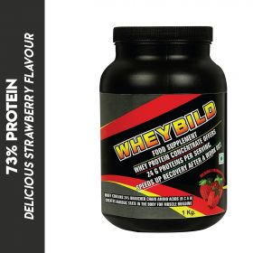 Wheybild-your ultimate protein supplement