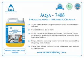 Premium Multi-Purpose Cleaner - AQSA – 7408