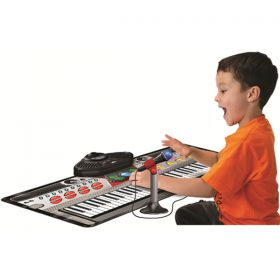 Musical Electronic Piano Mat