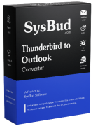 SysBud Thunderbird to Outlook Converter