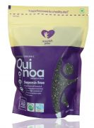 Certified Organic Black Quinoa - 500 gm