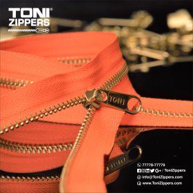4.5 Toni Y-teeth Brass