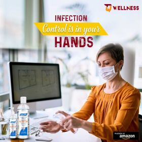 Best Pocket size Hand Sanitizer Gel - Tq wellness