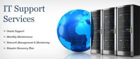 IT Support & services at NES