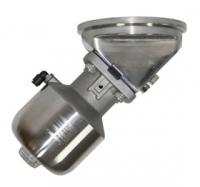Pneumatic tank Bottom valve