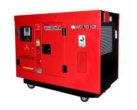 Mitsubishi 10 KVA Portable Diesel Generator (WD10)