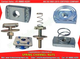 Spring Channel Nuts