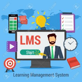 Learning management System / code and Pixels