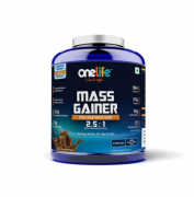 Onelife Mass Gainer – Chocolate (3 Kg)