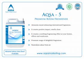 Air Jazz Room Freshener - AQSA - 5
