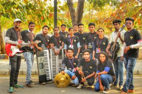 Hindustan Music Band t-shirts