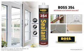 Boss 354 Interior & Exterior Sealant
