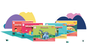 Kids Augmented reality Educational Kits Preschools