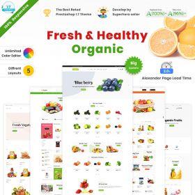 Organiko - The Organic Store Template
