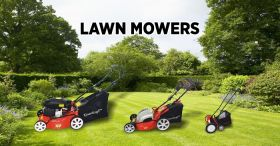 Electric lawn mower manufacturer in India