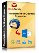 MailsDaddy Thunderbird to Outlook Converter