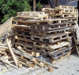 Industrial Wood Scrap buyers
