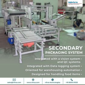 Secondary packaging system   NIHVA