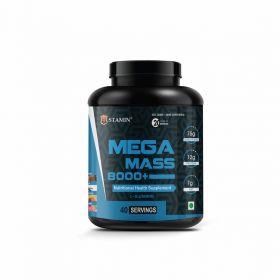 Stamin Mega Mass 8000 Weight Gainer