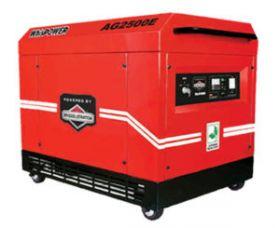 WhisPower 2.5 KVA Portable Petrol Generator
