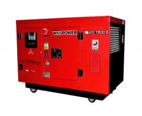 Mitsubishi 7.5 KVA Diesel Portable Generator (WD75
