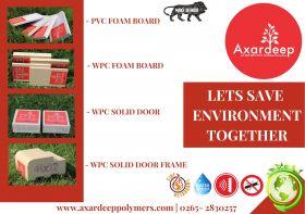 PVC/WPC BOARD AND WPC DOOR