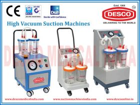 Hospital Suction Machine