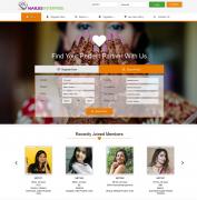 Readymade matrimonial script, Matrimony Website Sc