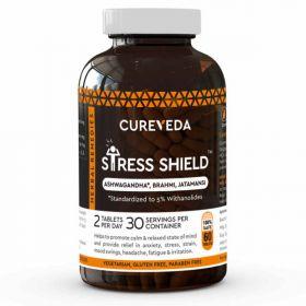 Cureveda Stress Shield