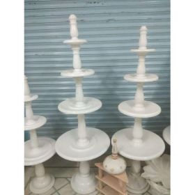 Decorative Makrana White Marble Fountains