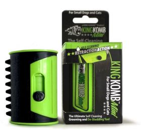 King Komb Mini Deshedding Brush