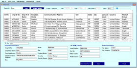 Finance Data Entry