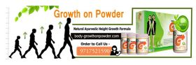 Body Growth Powder for Height Increase- skyabtoz