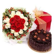 Cake and flower delivery in Pune