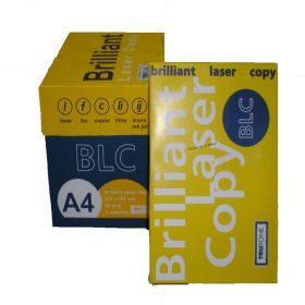 Brilliant Laser BLC 80gsm A4 Office Copy Paper