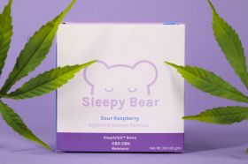 Nighttime Gummy Formula | CBD Gummies For Sleep