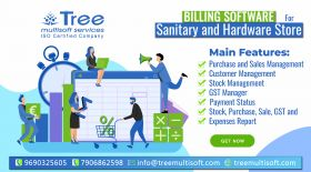 Billing Software for Hardware and Sanitary stores