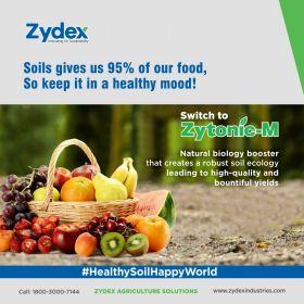 Zytonic-M - Biofertilizer and Soil Conditioner