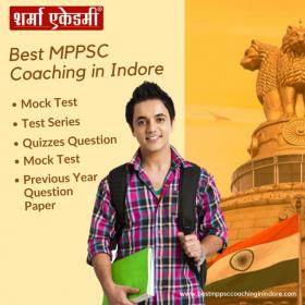 Best MPPSC Coaching in Indore - Online/Offline