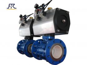 Ceramic Ball Valves,Ceramic Lined Ball Valves