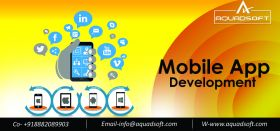 Mobile App Development  Company | Aquadsoft