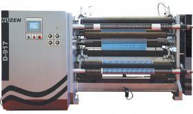 Slitter Rewinder Machine NUZEN D-917