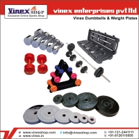 Dumbbells & Weights Training Equipment