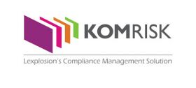 Komrisk - compliance management software