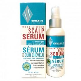 Segals Once-A-Week Scalp Serum