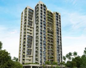 Veegaland KingsFort - Apartments in Thrippunithura